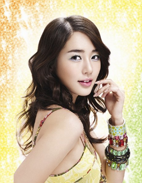 Yoon Eun-Hye : Korean Sexy Girls