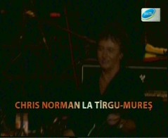 Chris Norman Concert Tirgu-Mures