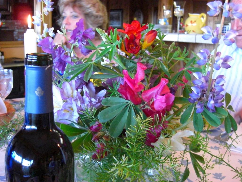 Dinner-Flowers