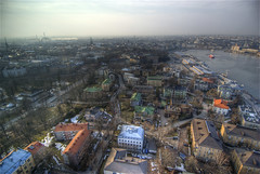 Helsinki from air I (wili_hybrid) Tags: city trip travel vacation urban holiday finland geotagged outside outdoors fly flying photo yahoo spring high helsinki nikon europe flickr european exterior dynamic photos outdoor balloon flight picture pic journey april wikipedia hotairballoon imaging nordic d200 scandinavia mapping 2008 range geotag tone hdr kaivopuisto scandinavian hdri uusimaa photomatix nikond200 tonemapped tonemapping highdynamicrangeimaging year2008