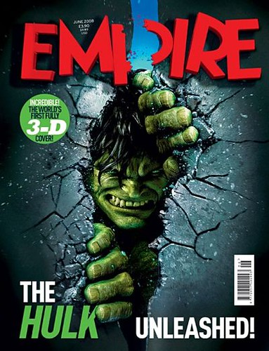 Hulk portada de Empire
