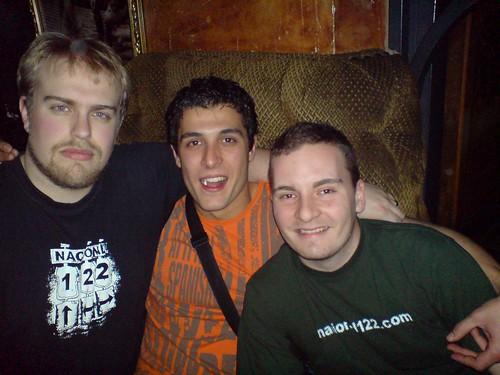 Danny, Angel y yo