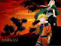 Naruto a dream to be hokage
