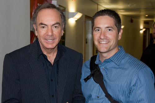 Neil Diamond Children me With Neil Diamond
