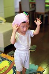 (ken0915) Tags: baby eos5 xtra400 ef5018