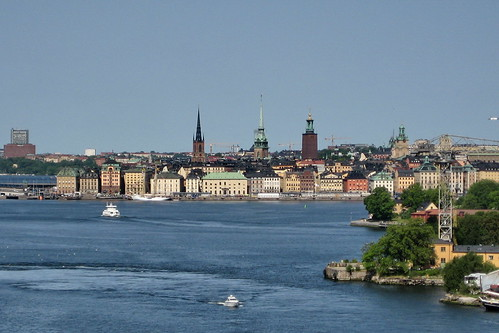 Approaching Stockholm