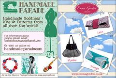NEET Ad for Handmade Parade