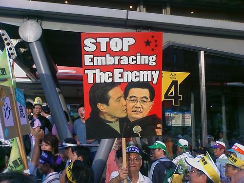 STOP embracing China!!