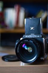 Nikkor-O.C 1:2.8 f=50mm (Skink74) Tags: camera 20d lens bronica eos20d s2a zenzabronicas2a nikkor35f14 nikkoroc50mm128 nikkor35mm114ai