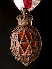 Neighbor's Albert Medal