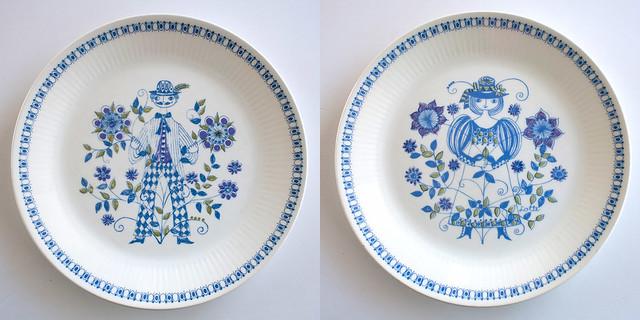 Lotte Dinner Plates