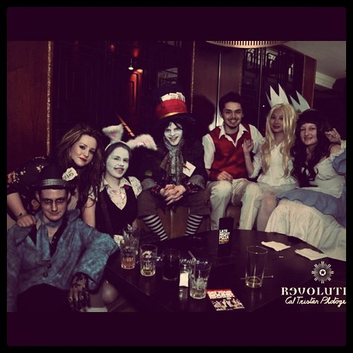 Another pic from Pauls birthday, taken by Revolution