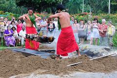 Smith's Garden Luau Pig Roast (John Petrick) Tags: hawaii luau kauai wailua kaluapig smithstropicalparadise wailuariver smithfamilygardenluau waltersmith d90 hawaiivacation kauaihawaii kauaivacation nikon2470mm hawaiiluau kauailuau wailuamarinastatepark