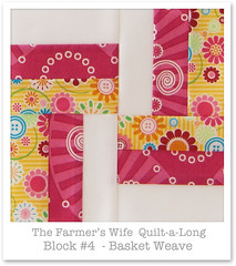Farmer's Wife Quilt-a-Long - Block 4