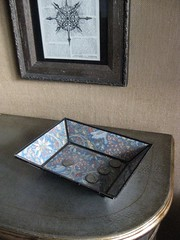 Tray from Pottery Barn