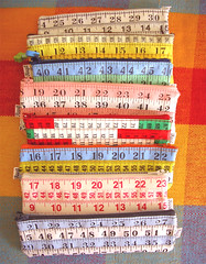 Fall Measuring Tape Collection