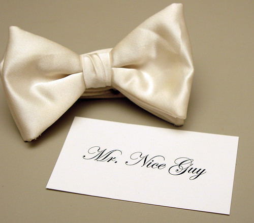 Coming Soon - Mr. Nice Guy!
