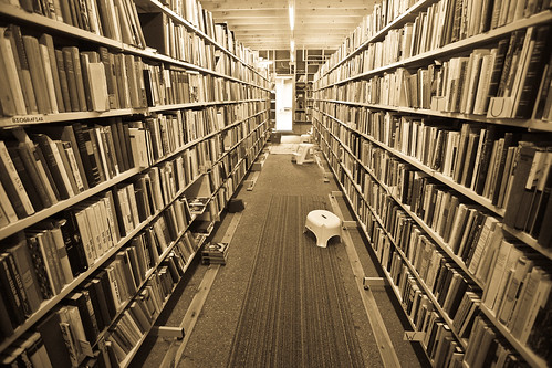 Bookstore in Fjærland