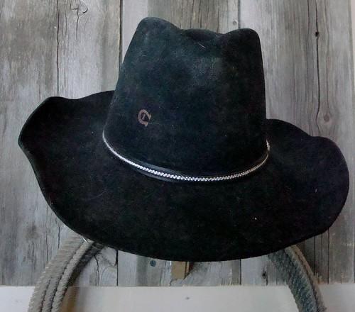 Black Cowboy Hat