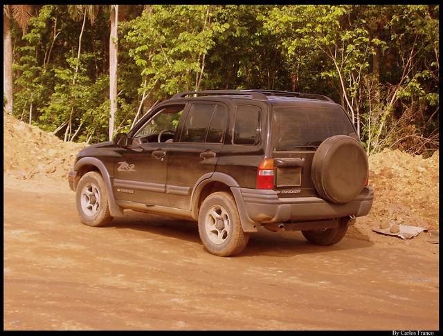2002 chevrolet carretera plata monte tracker domingo santo samana