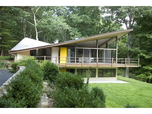 Benedict Hill Road, New Canaan, CT, Built: 1960