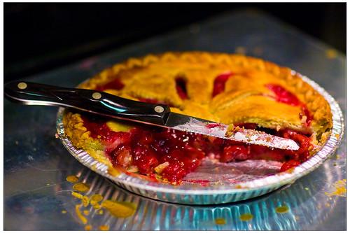 Murdered ... Cherry Pie