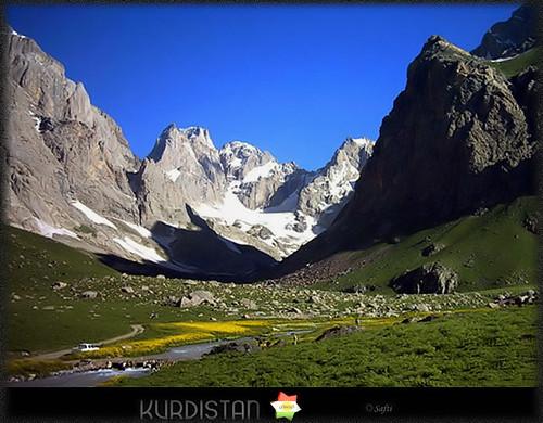 Kurdistan Mountain