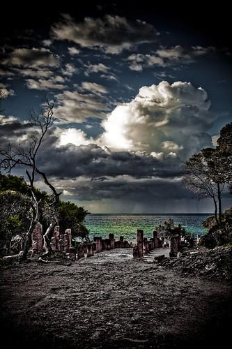 Psychedelic Tipasa par Marco P.S.