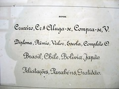 Escola De Franco - Curso de Caligrafia em So Paulo (Gi Fuga Type) Tags: typography lettering calligrafia tipografia typedesign