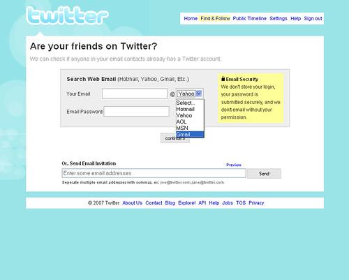 Is Twitter facilitating phishing?