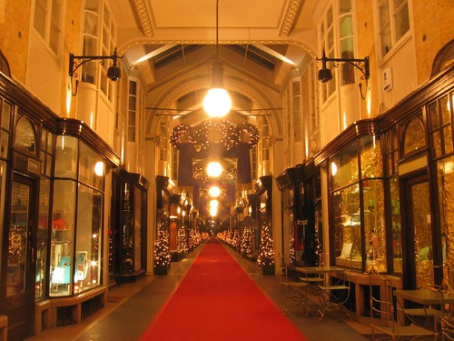 London - Burlington Arcade 2