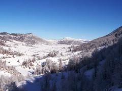 White valley (Lubardhi) Tags: snow landscape valley neve albania peisazh shqipria bor lugin fushstud gollobrd