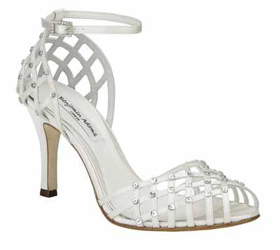 Benjamin Adams wedding shoes, demi