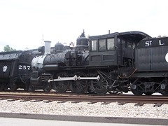 Museum of Transportation (Adventurer Dustin Holmes) Tags: railroad museum train tren zug rr trains historical locomotive museums trem treno steamengine locomotives trein trainyard railroads steamtrain locomotora lokomotive stlouiscounty steamlocomotive transportationmuseum locomotiva museumoftransportation     stlouiscountypark stlouiscountyparks  stlouisattractions weststlouiscounty wstlouiscounty transportmuseumassociation transportmuseumassoc transportationmuseums
