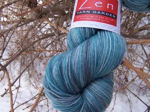Zen Yarn Garden Harmony January