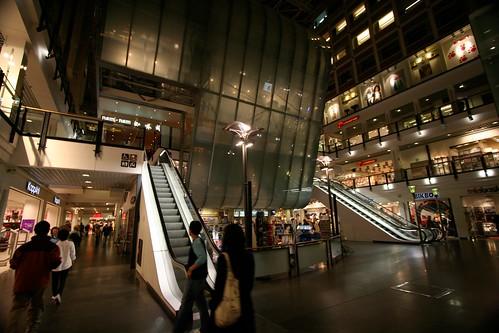 oslo city shopping center