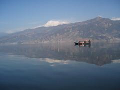 Fewa Lake (umasha79) Tags: nepal elephant mountains jungle rhino pokhara annapurna chitwan nagarkot chitwannationalpark fewalake