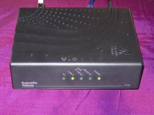 2008-02-07 - cable router