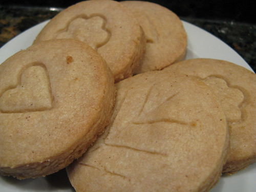 Shortbread Cookies for Two