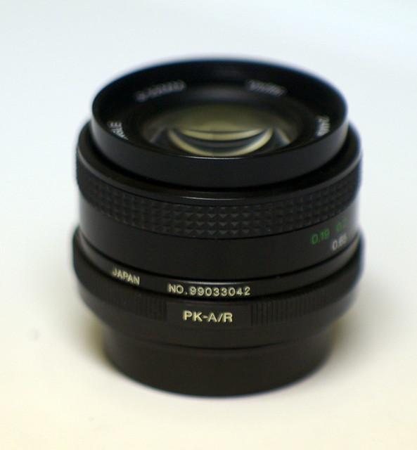 Vivitar 24mm f/2.8 PK-A/R 99033042