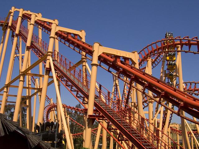 Kong Roller Coaster
