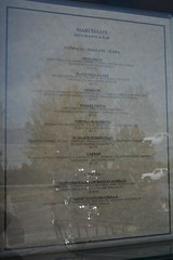 Marcello's Ristorante & Bar menu