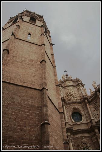 Miguelete y Catedral de Valencia