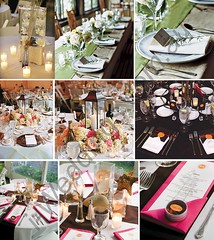iLoveThese table decors3 (i-Weddings: Bringing your dreams to life) Tags: wedding decoration reception tablesetting tabledecor