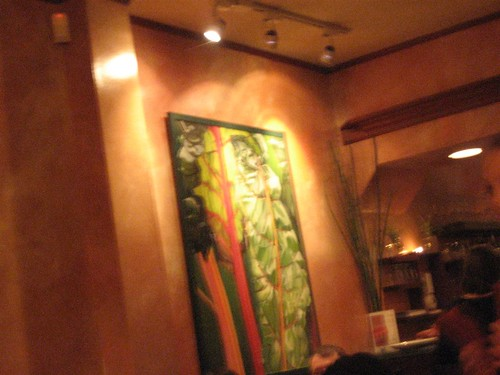 5.7.08 grezzo-kale painting