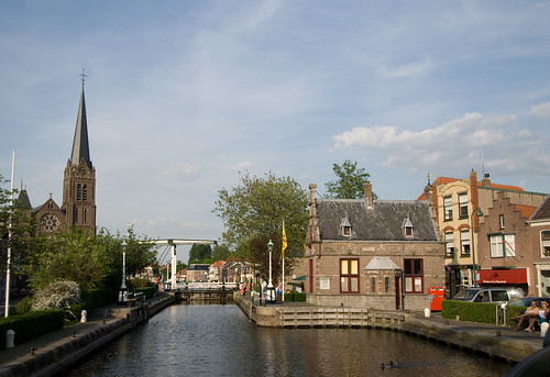 Watermanagement in Leidschendam