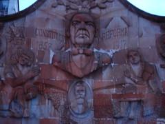 Monumento a Benito Jurez, Zacatecas (Christian y Sergio) Tags: zacatecas benito jurez