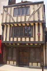 Historic buliding1 (ian.tenpin) Tags: wood house canterbury onephoto onephotoweeklycontest