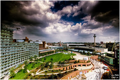 This is Liverpool One (petecarr) Tags: liverpool hilton shoppingcentre buildingsite capitalofculture liverpoolone 3662008