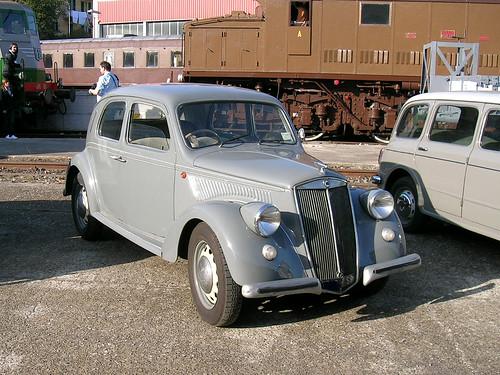 1939 Lancia Ardea